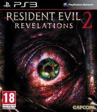Portada oficial de Resident Evil Revelations 2 para PS3