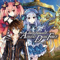 Portada oficial de Fairy Fencer f: Advent Dark Force para PS4