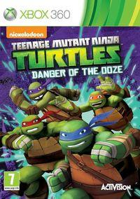 Portada oficial de Teenage Mutant Ninja Turtles: Danger of the Ooze para Xbox 360