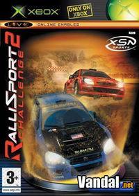 Portada oficial de Rallisport Challenge 2 para Xbox