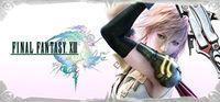 Portada oficial de Final Fantasy XIII para PC