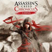 Portada oficial de Assassin's Creed Chronicles: China para PS4