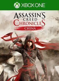 Portada oficial de Assassin's Creed Chronicles: China para Xbox One