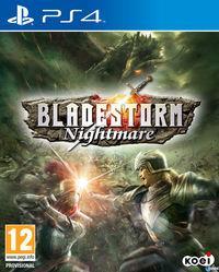 Portada oficial de Bladestorm: Nightmare para PS4