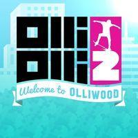 Portada oficial de OlliOlli 2 PSN para PSVITA