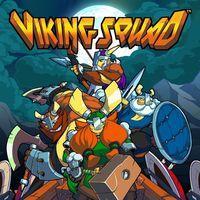Portada oficial de Viking Squad para PS4