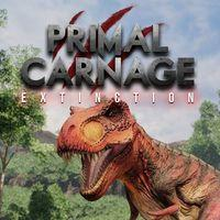 Portada oficial de Primal Carnage: Extinction para PS4