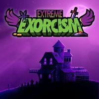 Portada oficial de Extreme Exorcism para PS4