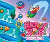 Portada oficial de 3D Fantasy Zone eShop para Nintendo 3DS