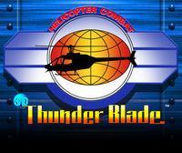 Portada oficial de 3D Thunder Blade eShop para Nintendo 3DS