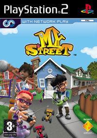 Portada oficial de My Street para PS2