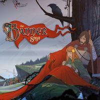 Portada oficial de The Banner Saga para PS4