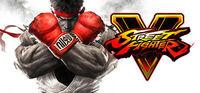 Portada oficial de Street Fighter V para PC