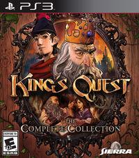 Portada oficial de King's Quest - Chapter I: A Knight to Remember PSN para PS3