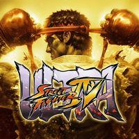 Portada oficial de Ultra Street Fighter IV para PS4