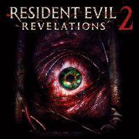 Portada oficial de Resident Evil Revelations 2 para PSVITA