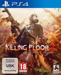 Portada oficial de Killing Floor 2 para PS4