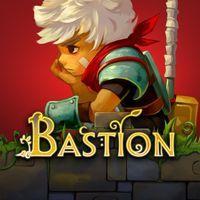 Portada oficial de Bastion para PS4