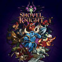 Portada oficial de Shovel Knight PSN para PS3
