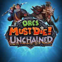 Portada oficial de Orcs Must Die! Unchained para PS4