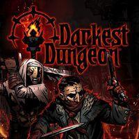Portada oficial de Darkest Dungeon para PS4
