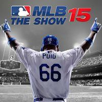 Portada oficial de MLB 15: The Show para PS4