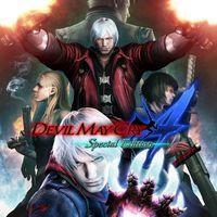Portada oficial de Devil May Cry 4: Special Edition para PS4