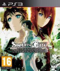 Portada oficial de Steins;Gate para PS3