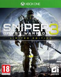 Portada oficial de Sniper: Ghost Warrior 3 para Xbox One