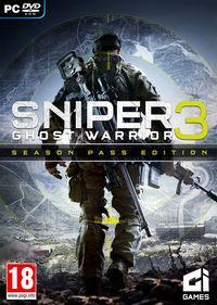 Portada oficial de Sniper: Ghost Warrior 3 para PC