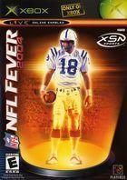 Portada oficial de NFL Fever 2004 para Xbox
