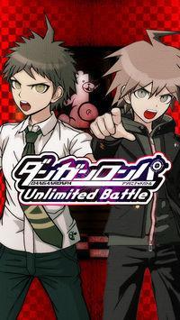 Portada oficial de Danganronpa: Unlimited Battle para iPhone