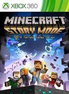 Portada oficial de Minecraft: Story Mode - Episode 1: The Order of the Stone XBLA para Xbox 360