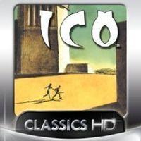 Portada oficial de ICO Classics HD PSN para PS3
