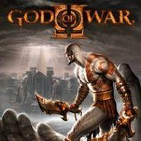Portada oficial de God of War II HD PSN para PS3