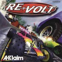Portada oficial de Re-Volt para Dreamcast