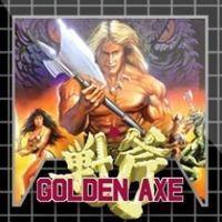Portada oficial de Golden Axe PSN para PS3