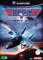 Portada oficial de Top Gun: Combat Zones para GameCube