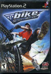 Portada oficial de Gravity Games Bike: Street, Vert, Dirt para PS2