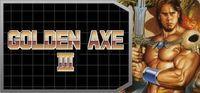 Portada oficial de Golden Axe III para PC