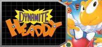 Portada oficial de Dynamite Headdy para PC