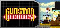 Portada oficial de Gunstar Heroes para PC