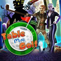 Portada oficial de Table Mini Golf PSN para PSVITA