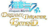 Portada oficial de Hatsune Miku: Project Diva - Dreamy Theater Extend para PS3