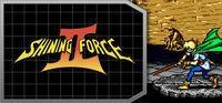Portada oficial de Shining Force II para PC