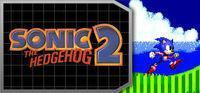 Portada oficial de Sonic the Hedgehog 2 para PC