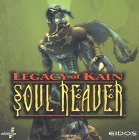 Portada oficial de Soul Reaver para Dreamcast