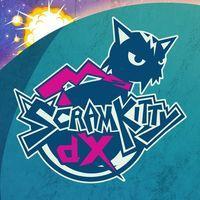 Portada oficial de Scram Kitty DX para PS4