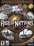 Portada oficial de Rise of Nations para PC