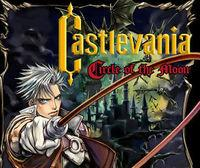 Portada oficial de Castlevania: Circle of the Moon CV para Wii U